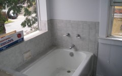 Before & After: Bath